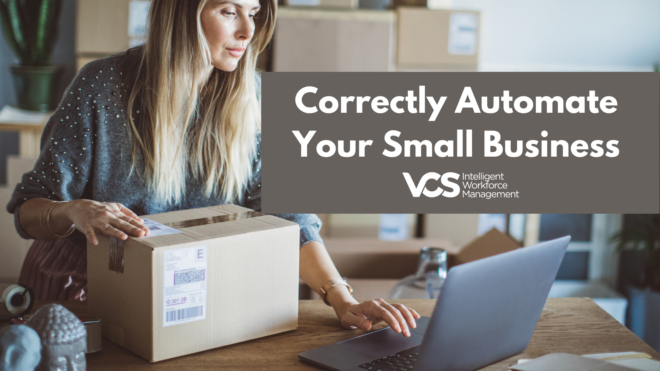 Correctly Automate Your Small Business-1