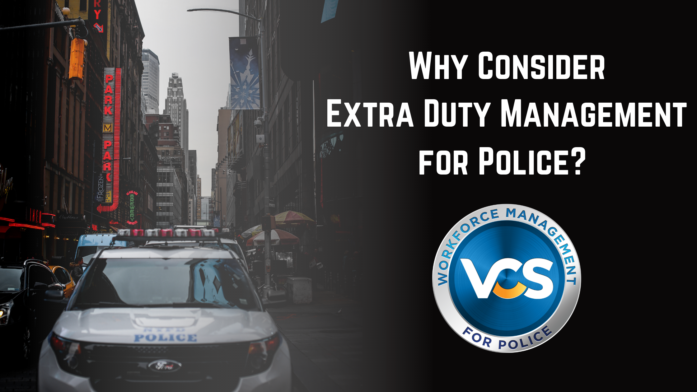Why Consider Extra Duty Management for Police_